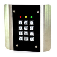 Security Equipment, Intercom Systems, GSM Intercom, Cellcom Prime Advanced GSM Intercom - Cellcom Prime Slave Architecural for PRIME6 intercoms (Keypad or Prox Reader)