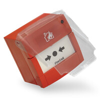 Fire Alarms, Wireless Fire Alarms, EMS Wireless Fire Alarm System, EMS Firecell Manual Call Points - EMS Firecell FC-200-002 Wireless Call Point