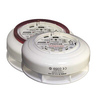 Fire Alarms, Wireless Fire Alarms, EMS Wireless Fire Alarm System, EMS Firecell Sounders & Beacons - EMS Firecell Wireless Sounder Base with Optional Beacon