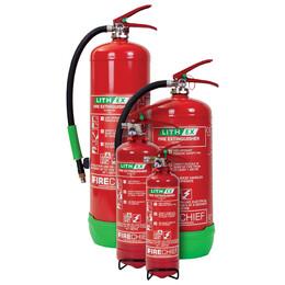 Lith-Ex Lithium Battery Extinguisher