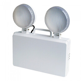 GU32 Budget Indoor Non-Maintained IP20 LED Emergency Twin Spot