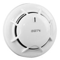 Fire Alarms, Fire Alarm Detectors, Conventional Detectors, GST Conventional Detectors - GST DC-9102E Conventional Photoelectric Smoke Detector