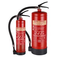 Fire Extinguishers & Blankets, Foam Fire Extinguishers - Green Foam Mist 2 or 6 Litre Foammist Extinguisher