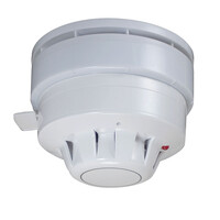 Fire Alarms, Fire Alarm Detectors, Fire Alarm Detector Bases, Apollo XP95 Bases - C-Tec BF431A/CX/W Addressable XP95 Compatible 96dB Base Sounder