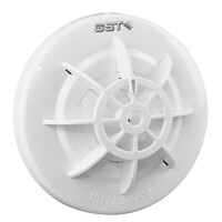 Fire Alarms, Fire Alarm Detectors, Conventional Detectors, GST Conventional Detectors - GST DC-9103E Conventional Rate-of-Rise & Fixed Temperature Heat Detector