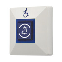 First Aid & Safety Equipment, Disabled Toilet Alarms, VoCALL Disabled Toilet System - VoCALL CFEARSP Emergency Assist Cancel Button