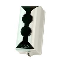 Fire Alarms, Fire Alarm Detectors, Beam Smoke Detectors, Reflective Beam Smoke Detectors, GST 9000 Series Reflective Beam Smoke Detector - GST I-9105R Reflective Infrared Beam Smoke Detector