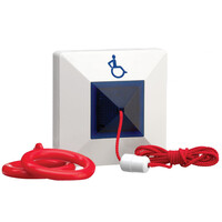 First Aid & Safety Equipment, Disabled Toilet Alarms, VoCALL Disabled Toilet System - VoCALL CFEAPULL Emergency Assist Pull Cord Unit