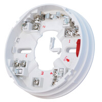Fire Alarms, Fire Alarm Detectors, Fire Alarm Detector Bases, Eaton Cooper Intelligent Detector Bases - Eaton CAB300 Intelligent Addressable Standard Base