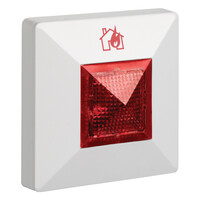 Fire Alarms, Fire Alarm Accessories, Remote LED Indicators - Eaton MRIAD Intelligent Addressable Loop Connected Remote Indicator