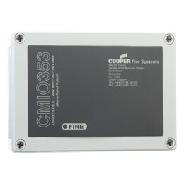 Eaton CMIO353 230V AC Addressable Intelligent Relay Unit