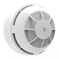 Fire Alarms, Wireless Fire Alarms, Hochiki Ekho Hybrid Wireless Fire Alarm System, Ekho Wireless Sensors - Ekho EK-WL8-H Wireless Heat Sensor