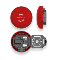 Fire Alarms, Sounders, Flashers & Bells, Fire Alarm Bells - ClamBell EN54-3 Approved Fire Alarm Bell