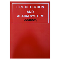 Fire Alarms, Fire Alarm Accessories, Fire Alarm Log Books - Fire Alarm Logbook BS 5839-1 & BS 5839-6 Grade A