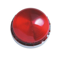 Fire Alarms, Sounders, Flashers & Bells, Fire Alarm Flashers, Conventional Flashers - Fike Twinflex Domed Flashpoint