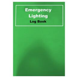 Emergency Lighting Logbook BS 5266