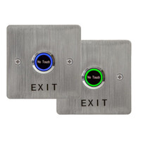 Security Equipment, Door Access Control - DA999-011 PREX Proximity Request-to-Exit Door Release Button