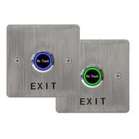 Security Equipment, Door Access Control, Standalone Door Access, Exit Switches & Call Points - DA999-011 PREX Proximity Request-to-Exit Door Release Button