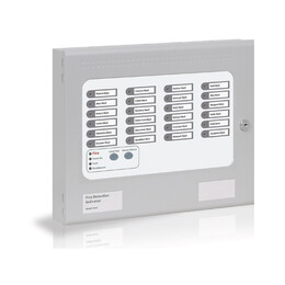 Kentec Syncro AS or Taktis Addressable Programmable LED Indication Panel