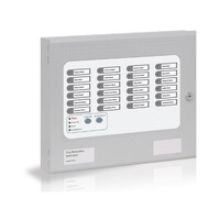 Fire Alarms, Fire Alarm Panels, Addressable Panels, Kentec Addressable Panels, Kentec Syncro Repeater Panels - Kentec K6524L2 Syncro AS or Taktis Addressable Programmable LED Indication Panel