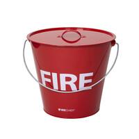 Fire Extinguishers & Blankets, Fire Buckets - Metal Fire Bucket