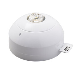XP95 Category W EN 54-23 Visual Alarm Device with Red or White Body