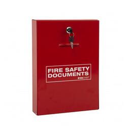 Savex Slimline Document Holder with Key Lock