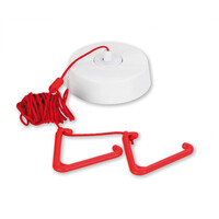First Aid & Safety Equipment, Call Systems, Conventional Call Systems, Ceiling Pulls - C-Tec NC807C Ceiling Pull Unit