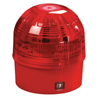 Fire Alarms, Sounders, Flashers & Bells, Fire Alarm Flashers, Addressable Flashers, Apollo Discovery Visual Beacons - Apollo Discovery 58000-005 Open-Area Combined Sounder & VID