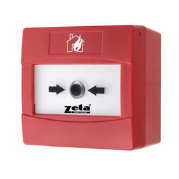 Zeta CP4 Conventional Surface or Flush Manual Call Point