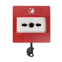 Fire Alarms, Fire Alarm Accessories, Fire Alarm Equipment Keys - Reset Key For CP4 Manual Call Points, Pack of 10