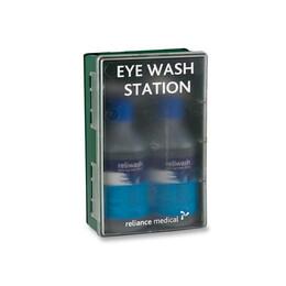 Reliwash Double Eye Wash Station