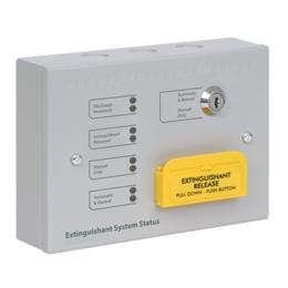 Kentec Syncro Si Addressable Extinguishant Status Unit