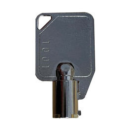 Spare Controls Enable Key for Fike TwinflexPro & TwinflexPro 2 Panels, Single Key