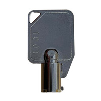 Fire Alarms, Fire Alarm Systems, Fike Twinflex 2 Wire Fire Alarm System, Twinflex Accessories - Spare Controls Enable Key for Fike TwinflexPro & TwinflexPro 2 Panels, Single Key