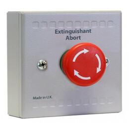 Kentec Sigma XT+ System Abort Button Unit