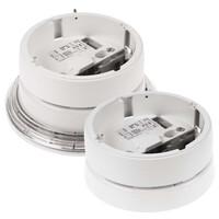 Fire Alarms, Wireless Fire Alarms, Hyfire Static Wireless Fire Alarm System, HyFire Wireless Sounders & Flashers - HyFire Wireless Sounder or Combined Sounder & Visual Beacon Base