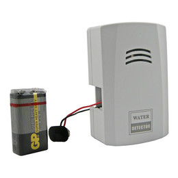 Water Detector Alarm Battery Operated