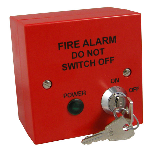 Fire Alarm Mains Safety Isolator Switch Discount Fire