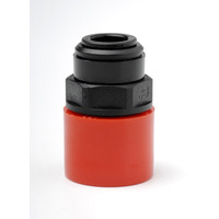 "Fire Alarms, Fire Alarm Detectors, Aspirating Smoke Detection, Aspirating Pipe & Fittings, 27mm (3/4"") Aspirating Pipe & Fittings, Fittings - 3/4"" (27mm)/10mm Compression Adaptor"
