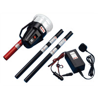 Fire Alarms, Detector Test Equipment, Heat Detector Testing - Solo 461 Cordless Heat Detector Test Kit