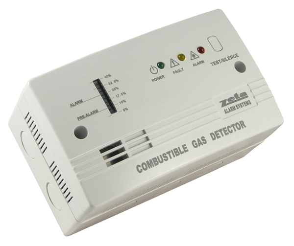 Stand Alone Combustible Natural Gas Detector - Discount ...