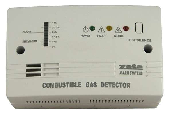 Stand Alone Combustible Natural Gas Detector Discount