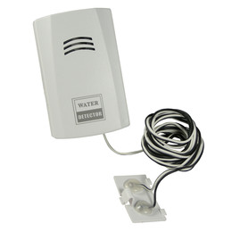 Water Detector Alarm with Output Relay, 12V DC