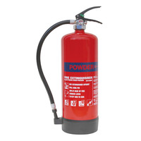 Fire Extinguishers & Blankets, Powder Fire Extinguishers - 6kg Dry Powder Fire Extinguisher