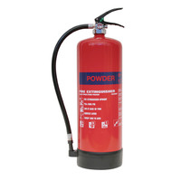 Fire Extinguishers & Blankets, Powder Fire Extinguishers - 9kg Dry Powder Fire Extinguisher