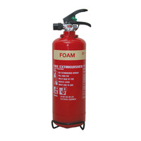Fire Extinguishers & Blankets, Foam Fire Extinguishers - 2 Litre Foam Fire Extinguisher