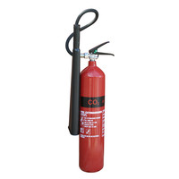 Fire Extinguishers & Blankets, CO2 Fire Extinguishers - 5kg CO2 Fire Extinguisher