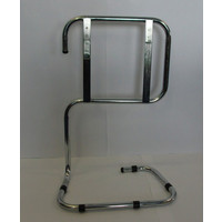 Fire Extinguishers & Blankets, Fire Extinguishers Stands & Cabinets - Double Chrome Fire Extinguisher Stand