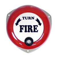 Fire Alarms, Sounders, Flashers & Bells, Fire Alarm Bells - Rotary Fire Alarm Bell